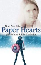 Paper Hearts (The Winter Soldier Fanfiction) by _nxvx_