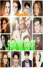 Studenckie życie/Dylan O'brien, Tyler Posey, Daniel Sharman, Holland Roden, Crystal Reed by Paranienormalne