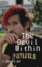 The Devil Within   Markiplier/Darkiplier x Reader by linniplier