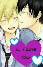 I...I Love You (OHSHC Tamaki x Kyoya) by Tiamo4ever