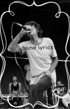 Band Lyrics by bmtbiersack