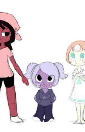 Steven Universe Daughter Scenarios by DiamondGirl9999
