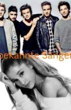 Unbekannte Sängerin (Ariana Grande/1D ff) by xxcelinax