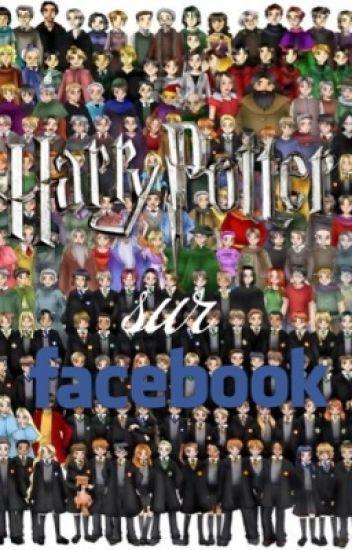 Harry Potter sur Facebook.