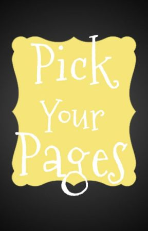 Pick Your Pages by EricaCrouch