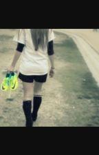 het voetbalmeisje by -Silke-