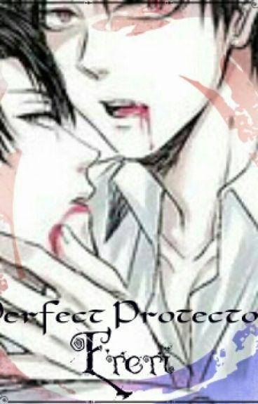 Perfect Protecter (Riren Vampire Hunter AU)