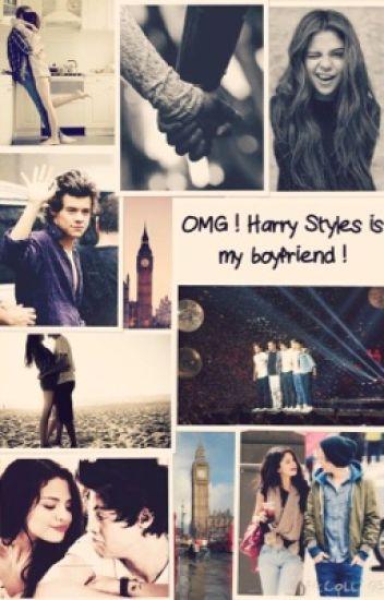 OMG ! Harry Styles is my boyfriend !