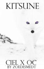 Kitsune (Ciel x OC) by ZoeDesmedt