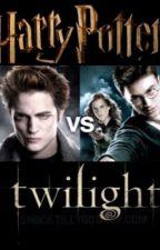 Twilight VS Harry Potter by Squidgrl