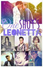 ~one shots leonetta ♥♡♥♡♥~ by trinidadnunez50