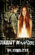 Caught in the maze- Newt y Tu by xXNewtXx