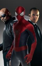 Spider-Man meets Nick Fury/ Agents of SHIELD by amazing_spiderman77