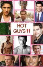Hot Guys by tanaiya5
