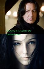 Snape's Daughter by ChloeSnape