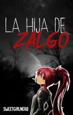 La hija de Zalgo (Bloody Painter, Homicidal Liu y tú) by SweetGirlNeko