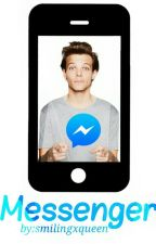 Messenger |Louis Tomlinson ✔ by smilingxqueen