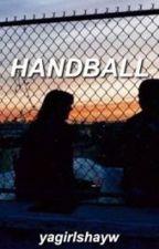handball → kh by yagirlshayw