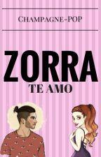 ZORRA!,te amo. by Champagne-Pop