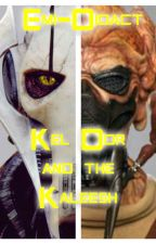 Kel Dor and the Kaleesh by Emi-Didact