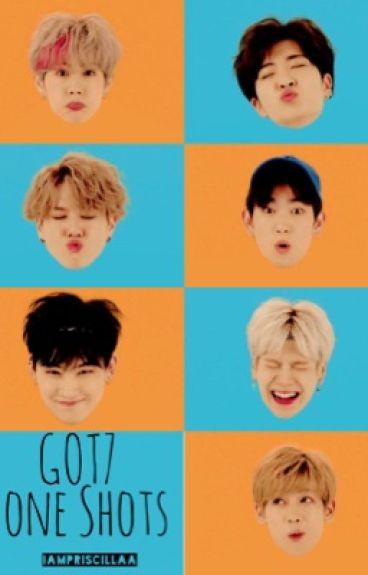 GOT7 One Shots  (MTYE❤️ Special)
