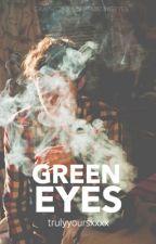 Green Eyes by trulyyoursxxxx
