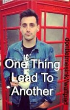 One Thing Lead To Another. (Long Jacob Hoggard Imagine) by dontletmesink
