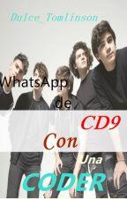 Whatsapps de CD9, chistes y imaginas [Terminada] [En Edicion]. by Dulce_Tomlinson