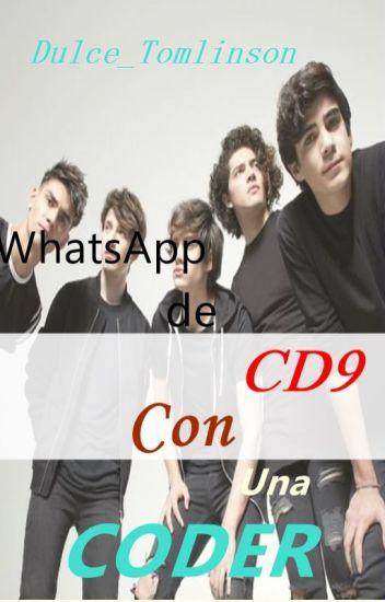 Whatsapps de CD9, chistes y imaginas [Terminada] [En Edicion].