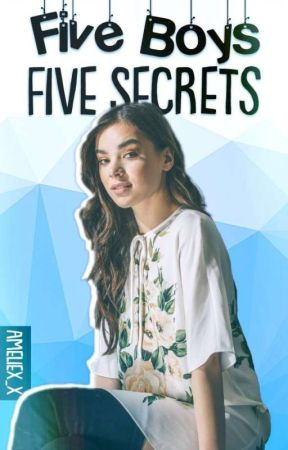 Five Boys Five Secrets by Ameliex_x