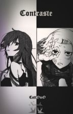 Contraste: Iguales pero diferentes. (Juuzou Suzuya Fanfic) by CattOwO