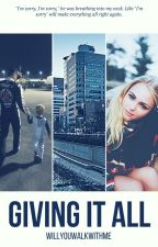 Giving it all. (NASCAR Fanfic) by willyouwalkwithme