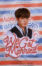 We Got Married (Jungkook) by YssaMaldita_Dama