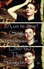 ¿A un Te amo? Segunda Temporada Thomas Sangster y Tu(Pausada) by VaniaTovar2411