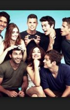 Adopted by the teen wolf cast by bellagreyxo