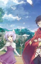 Konjiki Word Master (light novel) by kytary