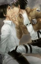 How bad do you want it? (Ereri Smut ONE SHOT!)  by Kawii_nekko