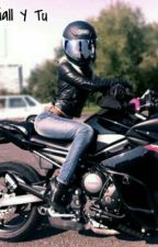 La Chica Motociclista by Fattyboombom