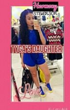 Tyga's daughter by Ariana_tbd