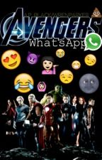 Avengers, WhatsApp. by WrenParker