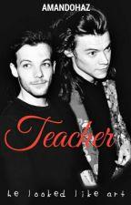 Teacher by amandohaz