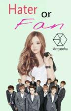 Hater or Fan by depyxocha