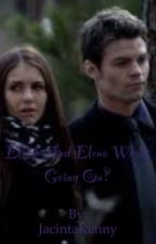Elijah and Elena what's going on? by JacintaKenny