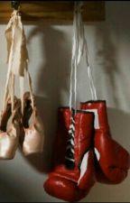 The  Ballerina and The Boxer by JohnsonAnastasia