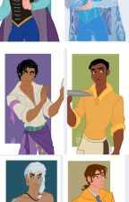 Individual Disney RolePlays (Yaoi, boyxboy) by PadFootedShipping