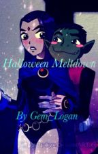 Halloween Meltdown {BBXRAE} by Gem_Logan