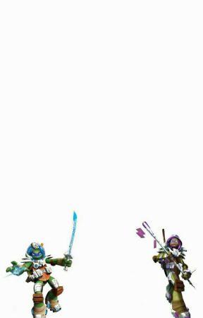 TMNT x Reader [discontinued] -