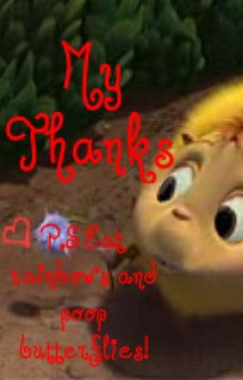 my thanks