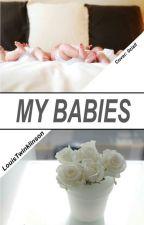 My Babies {Mpreg} (Zourry) Book 2 by LouisTwinklinson