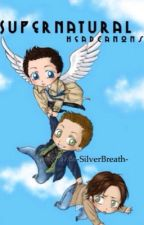 Supernatural Headcanons by -SilverBreath-